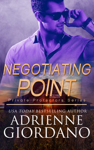 Negotiating Point (Private Protectors), Romantic Suspense, Book 3, Ebook