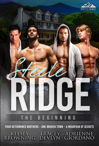 The Beginning (The Steeles), Romantic Suspense, Book 1, Ebook, Novella