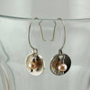 $29 - Blush Moon Earrings