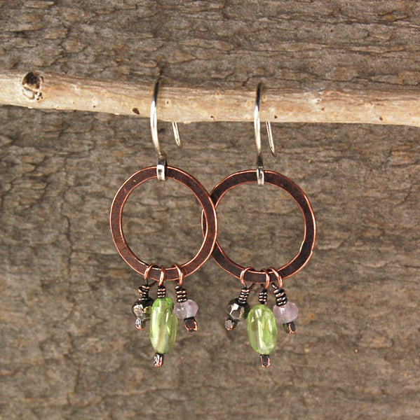 $33 - Seagrass Earrings