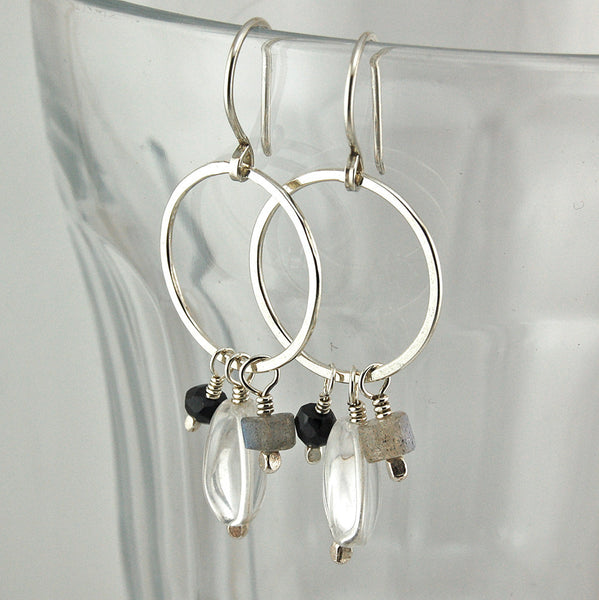 $36 - Dusk Earrings