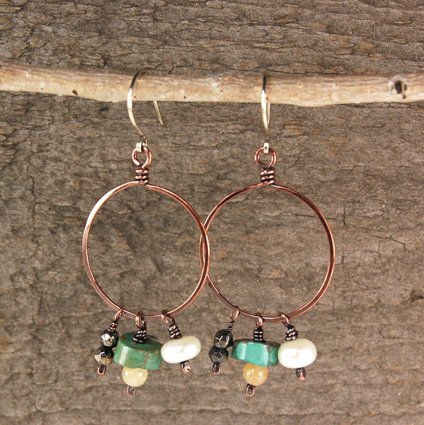 $36 - Twilight Hoops