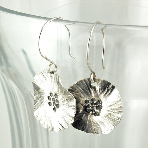 $33 - Poppy Earrings