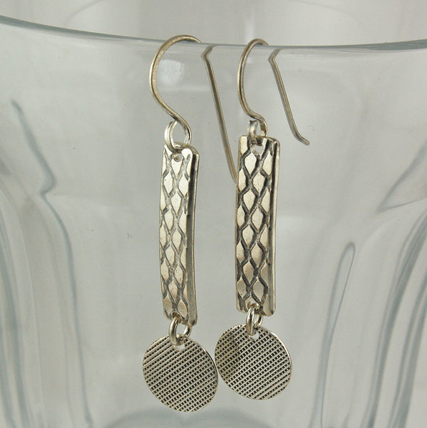 $36 - Abstract Earrings