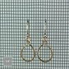 $29 - Tear Drop Earrings - Gold - Small