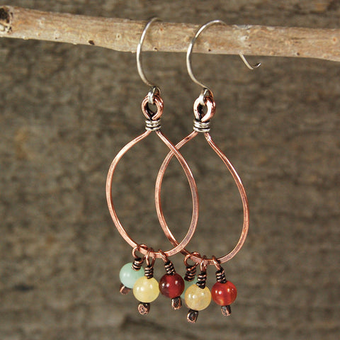 $33 - Santa Fe Sunrise Earrings