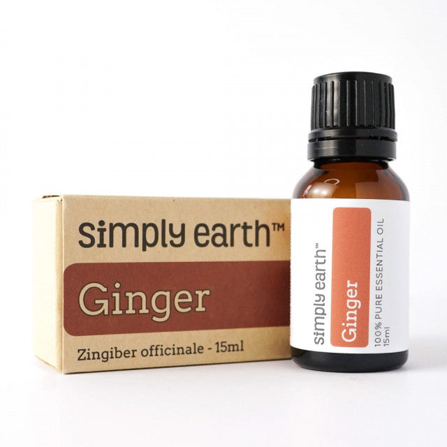 Simply Earth Ginger Oil