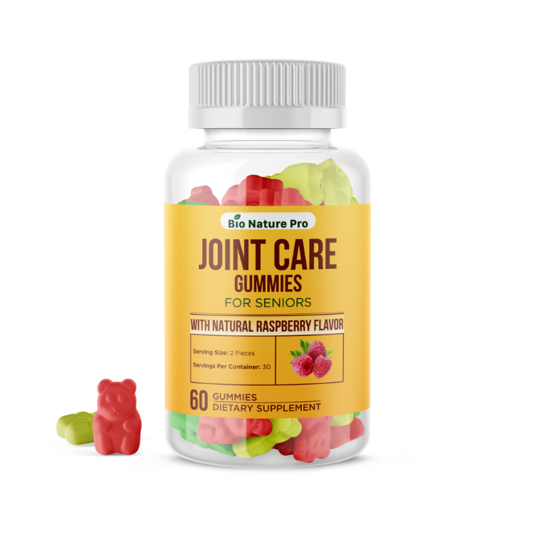 Joint Care Gummies for Seniors