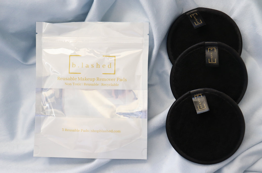 Reusable Makeup Removing Wipes (6561345077428)