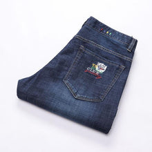 jean men new arrival commerce comfort solid color
