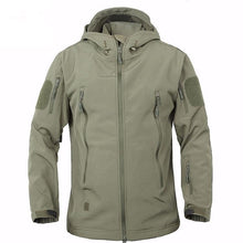 Winter Shark Skin Military Windproof Tactical