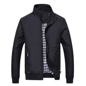 New Jacket Men Fashion Casual Loose