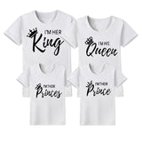 The Royal Family Matching T-Shirts