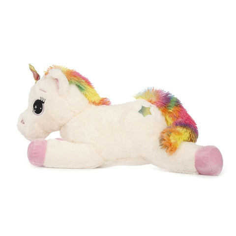 LED Light Up Plush Unicorn Baby Toy
