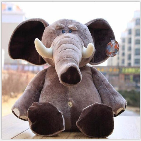 Plush Stuffed Elephant
