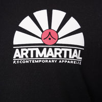 'ARTMARTIAL Sun Rays' (Chest) Martial Arts T Shirt - Spring/Summer 2020