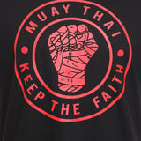 'Keep The Faith' Martial Arts T Shirt