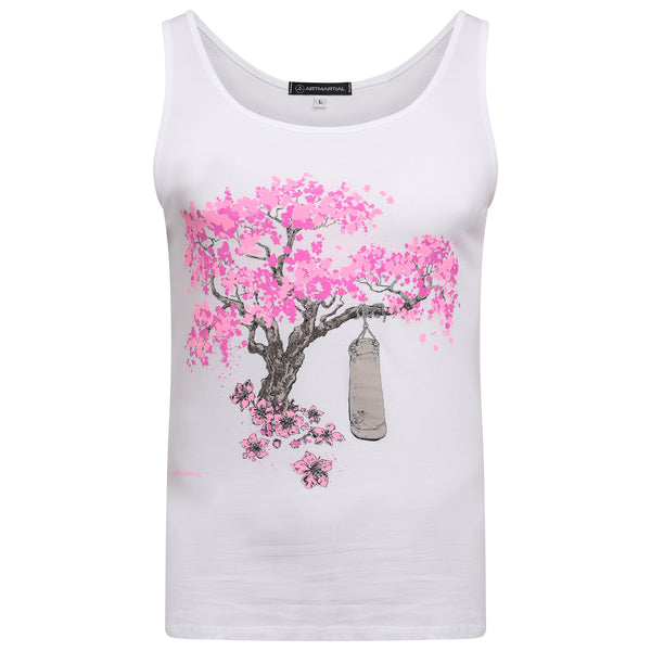 'Blossom Tree' (White) Woman