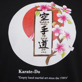 'Karate-Do' (Black)