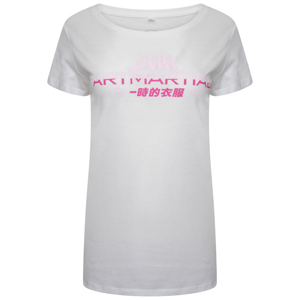 'ARTMARTIAL Manga' Womens Martial Arts T Shirt