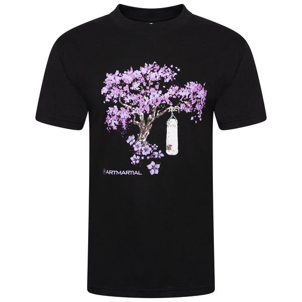 'Blossom Tree' Junior Martial Arts T Shirt