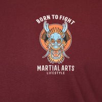 'Born to Fight' Martial Arts T Shirt - New for Summer 2020