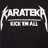 'Karateka' Martial Arts T Shirt