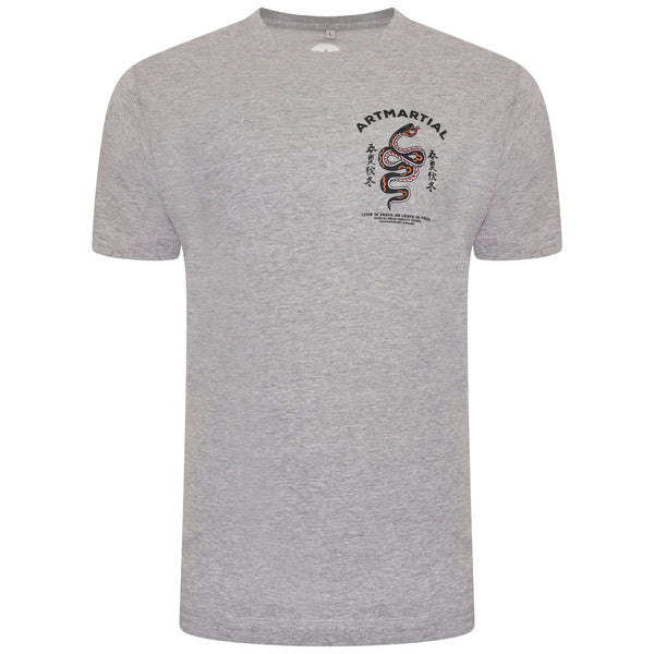 'Snake: Come in Peace' Martial Arts T Shirt - New for Summer 2020
