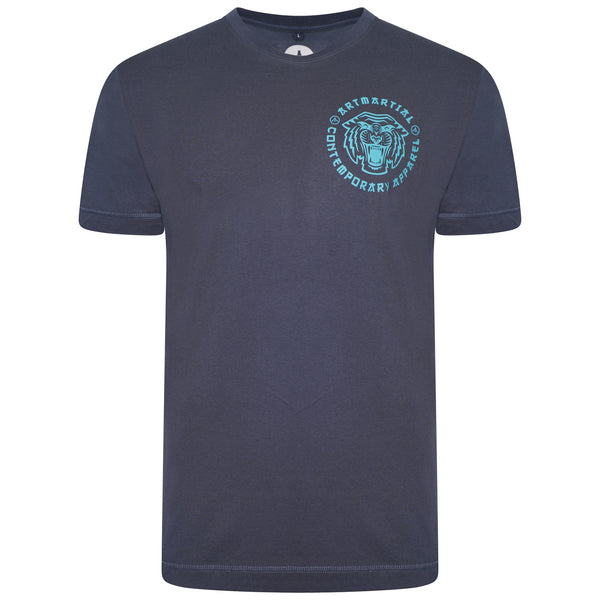 'Tiger Collegiate' Martial Arts T Shirt - New for Summer 2020
