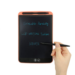 Memo Pad Tablet Writing Board With Erase Partially