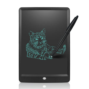 Bright 10-inch LCD Writing Tablet with Lock Button - newyes1