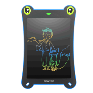 8.5-inch Frog Pad Rainbow of Colors Screen - newyes1