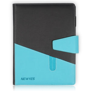 Blue PU Notebook for SyncPen