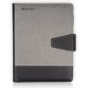 Grey PU Notebook for SyncPen