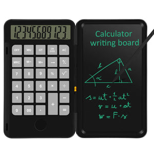 6.5 inch LCD Writing Tablet with Calculator
