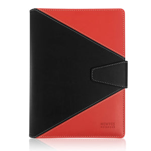 Black & Red PU Notebook and Refill for the SyncPen Smart Pen