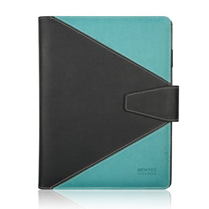 Black & Blue PU Notebook and Refill for the SyncPen Smart Pen
