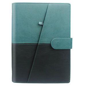 PU A5 Leather Reusable Smart Notebook