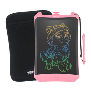 8.5-inch Robot Pad Rainbow of Colors Screen with Case