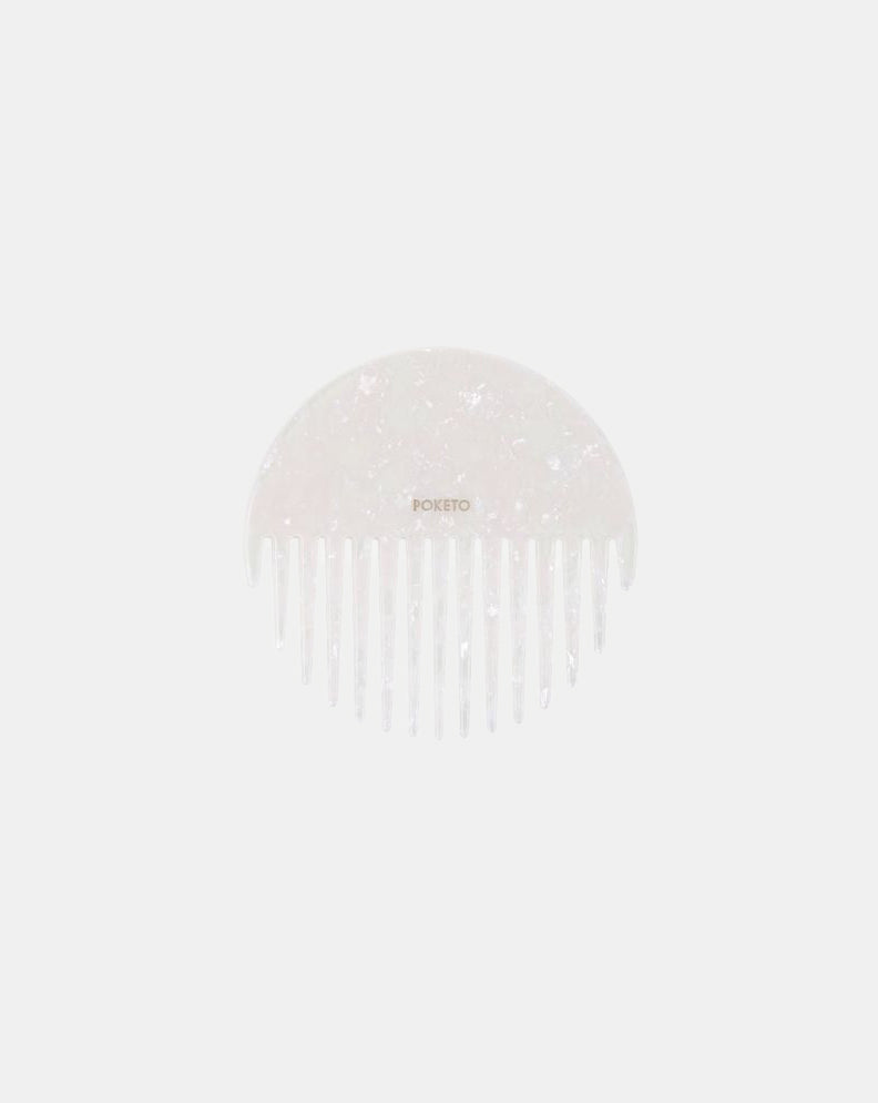 Circle Comb - Pearlescent