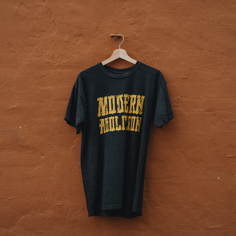 MA JKD Dusty Black & Gold T