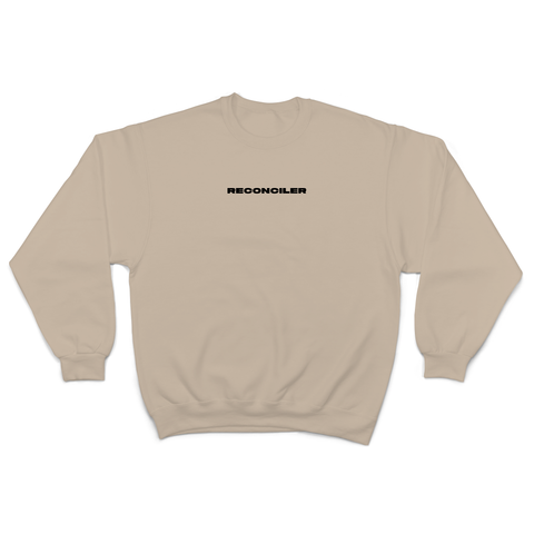 RE-CONCILER Crewneck Sweatshirt