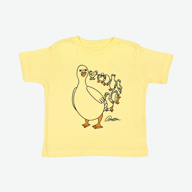 Boston Ducks Toddler T-Shirt