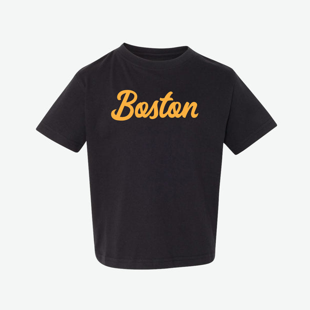 Boston Script Toddler T-Shirt