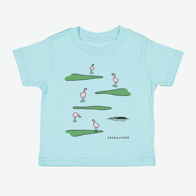 Florida Everglades Toddler T-Shirt