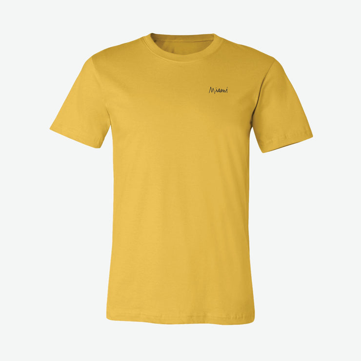 Miami Sunburn T-Shirt