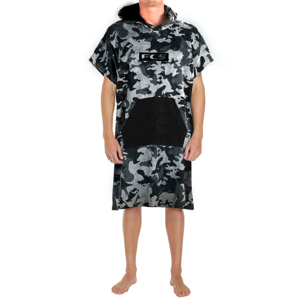 FCS Junior Towel Poncho