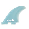 FCS II Reactor Glass Flex Tri Fins