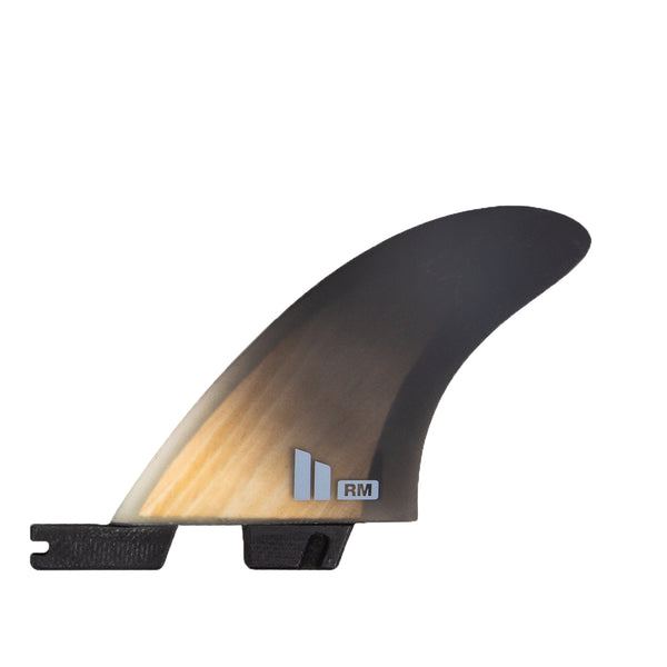 Replacement FCS II Rob Machado Twin + Stabiliser Fins