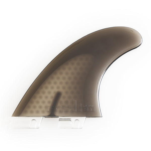 Replacement FCS II Safety Tri Fins